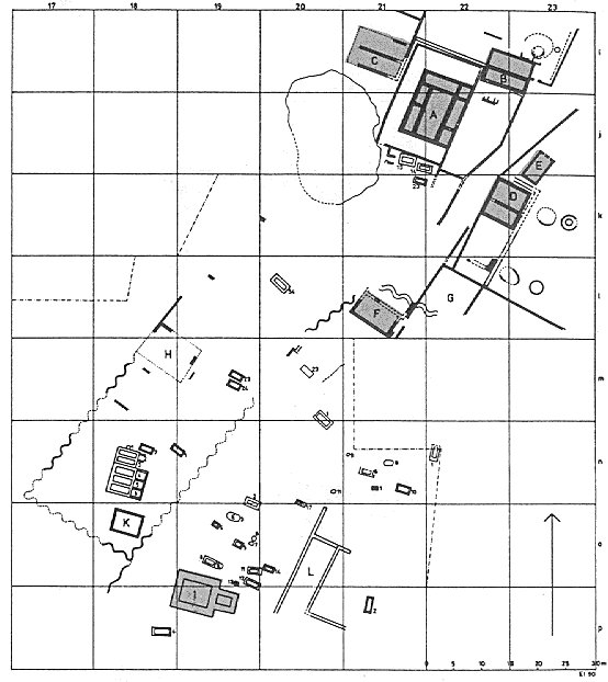 Asiatic settlement plan