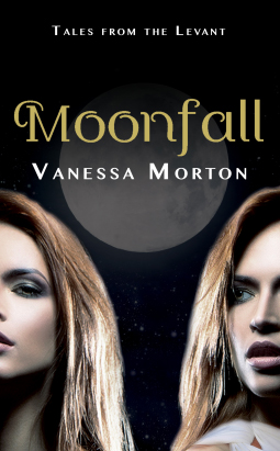 Moonfall cover