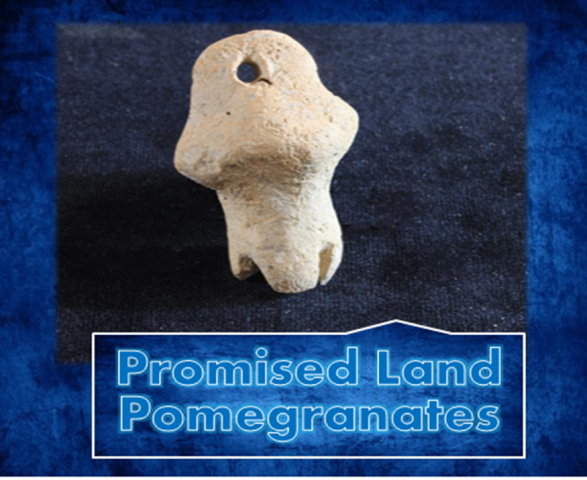 promised land pomegranates TITLE