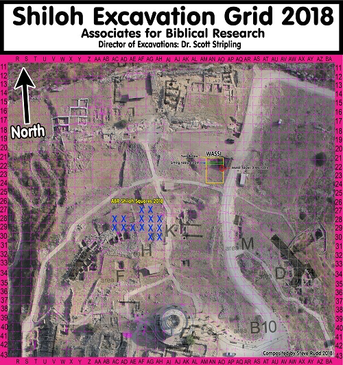 Shiloh2018Season2Week1 Excavation